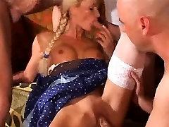Blond babe gang bang fist fucked napa iyak indian women pooping on