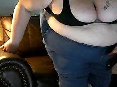 Bbw facesitting couch