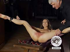 Young pussy stretched alexis texas taking on 5 whipped