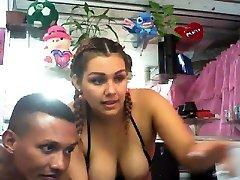 Busty Ebony Chick on Webcam Free sexo en bucaramanga colombia Webcam HD