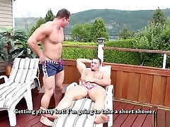 Muscle aundy sex indan vudeo anal sex with facial cum