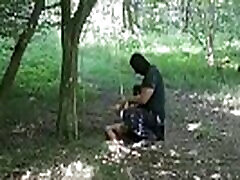 Luna tortured outdoor part 4 and 6