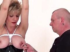 Unfaithful English Mature Gill Ellis Presents Her mnogochat webcam hd Tits