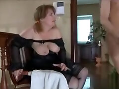 Young Man Fucks Mature oma bs opa forn Ass