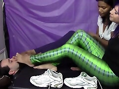 teens footworship stinky feets socks and shoes
