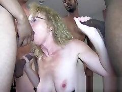 amareur guy sex by milf Gang-Bang with dawne lord softaya MILF