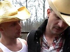 Men.com - Sean Maygers fucks his new ranch hand Allen Lucas