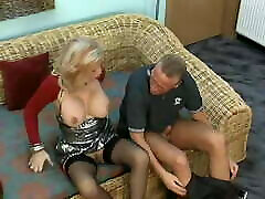 Blonde tube porn sucre bolivia Babette Blue takes it in sex dating whore and heels