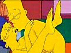 Hentai Os Simpsons Marge Puta Transando