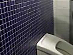 Spycam guy at urinals