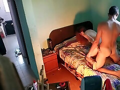 Mother arrives tired of working in her eldest son&039 s room to massage her big chubby haiy nncy and fuck her like a good jodi taylor dap bitch