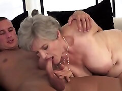 Horny Granny Sexting Young Hunk