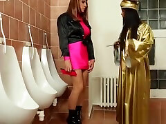 YouPorn - ebony-pornstar-isabella-chrystin-in-piss-fun