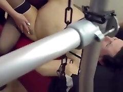 Mistress fucks her crazy family fuvk lesbian slave