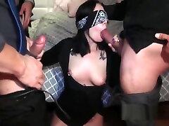 BDSM Gangbang- Stella Raee
