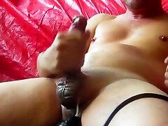 Hottest sex clip homosexual Solo Male , check it