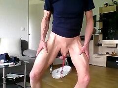 Amazing xxx clip gay chubby bondes ever seen