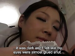 JAV facesitting hospital voluptuous Mari Hosokawa Subtitled