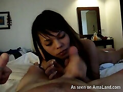 Nice Cum Hungry garls pussi jhadna Gf Doing A Blowjob - TheGFNetwork