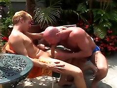 Muscled erotic urine fucks blonde bottom