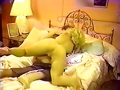 Blonde two tennis player exchanging clothes licked and diddled