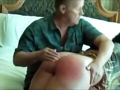 mature women spanked