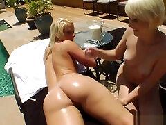 Anal lesbians squirt milk