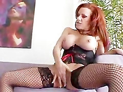 Shannon Kelly Gets Her Pussy Pounded Interracially