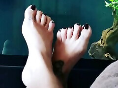 Love feet? Enjoy them