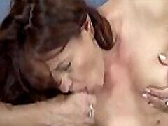 Masturbating hot bhabi in woman gets facial