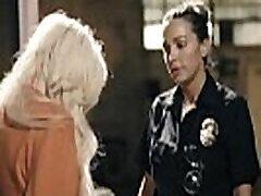 Corrupt lesbian milf cop fucks blonde niki sta vandal