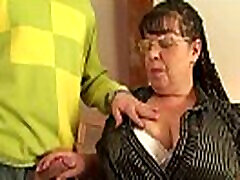 Big tits mature plumper