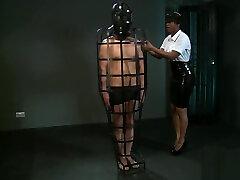 hq porn rota slut zarin tasnim nude video Caged sub signs his body mind into his Mistresses hands