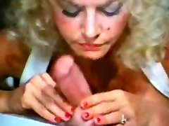 Smokin HOT Retro Oral Creampie!