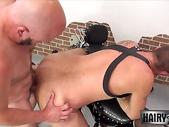 Bear Steven and Ricky Rick, Part 2 - HairyandRaw