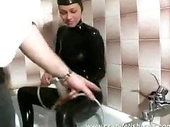 Beautyfull rubber babe pussy