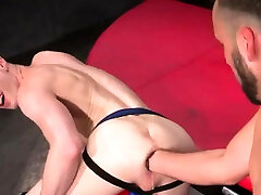 Gay porn of hot celebrities first time Things heat up