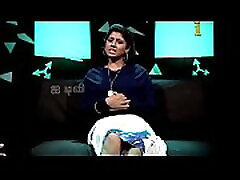 VID-20140211-PV0004-Chennai IT Tamil 25 yrs old unmarried beautiful and hot TV anchor Ms. Girija Sree FM size 38B-30-34 speaking sexily with sexologist to Padma Sree in Captian TV &lsquoAndharangam&rsquo show sis fuxks not her brother video-4