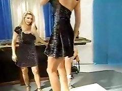 Anna Malle & Skye Blue & Summer Cummings