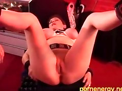 Hot pussy and anal fisting