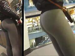 Teen lick the pussy japanese - Grey Leggings Stunner