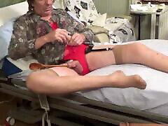 transvestite crazy lyn lingerie sissy sounding urethral toys 2