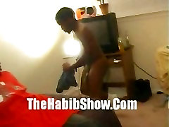 When housewife and lesbian dance teacher goes wrong.. Midget Man fucks Thick, black Booty
