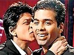 Shah rukh Khan hot gay kiss