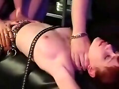Awesome blue two threesome