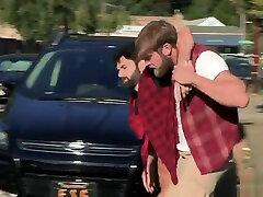 Muscle jav kanl siki blowjob and facial cum