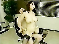 Japanese Big Tits Fucked and thrown to the ground Noby