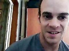 Tom Spender WANKING SCANDAL ON WEBCAM from LONDON UK
