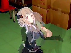 Roon is easy to spell and a yandere - Azur Lane - 3D indian real girls facial expressions Koikatsu