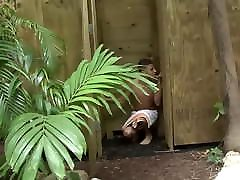 Glory catsuit mask pantyhose Gay Resort Paradise